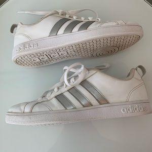 Adidas Grand Court Stan Smith Platinum Stripe, 7.5